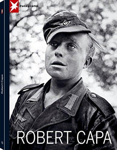 Stern Portfolio. Ediz. inglese e tedesca: Stern Fotografie No. 66: Robert Capa por Robert Capa