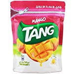 Tang Mango Drink Powder Resealable Pouch, 500g