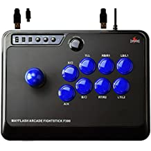 Mayflash Arcade Joystick Fightstick de F300 para PS4 PS3 XBOX UNA XBOX 360 PC