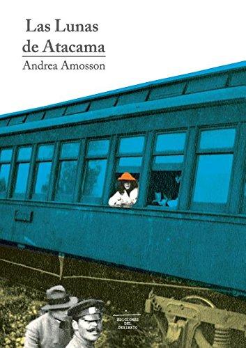 Las Lunas de Atacama por Andrea Amosson