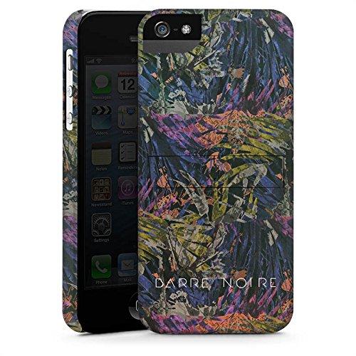 Apple iPhone X Silikon Hülle Case Schutzhülle dschungel Muster Pflanzen Premium Case StandUp