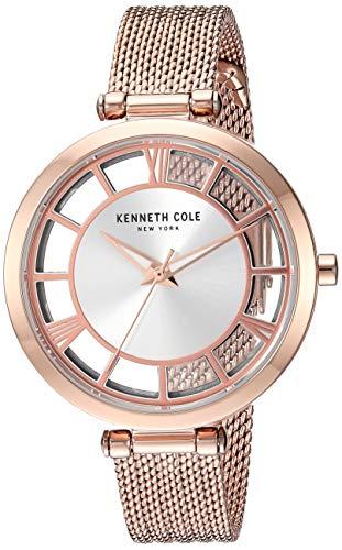 Kenneth Cole Classic Femme 34mm Rose Quartz Montre KC50545003