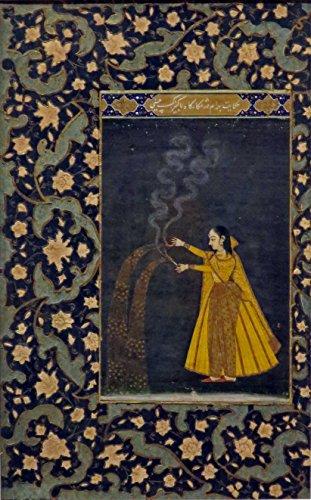 Das Museum Outlet-Woman Holding Feuerwerk ', Indien, 19. Jahrhundert-Poster Print Online (A3Poster)