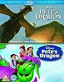 Pete's Dragon Live Action and Animation Box Set [Blu-ray]