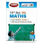 """Pebbles presents """"TN 12th Std. Maths Learn Subject, 250 Solved Problems & Guide"""", a 4 DVD combo pack for students of Class Xll. The DVDs are developed based on the common syllabus introduced in Tamilnadu under the Samacheer Pattern. The 1st DVD c..."""