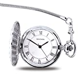 Sekonda Men's Quartz Watch with White Dial Analogue Display and White Steel Bracelet 3798.3