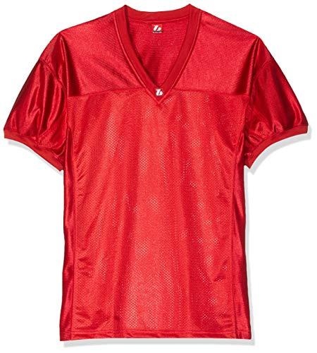 BARNETT FJ-2 - Camiseta de fútbol Americano Talla XL, Color Rojo