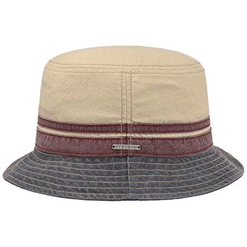 cappello-washed-cotton-stetson-cappello-da-sole-capello-xl-60-61-natura-blu