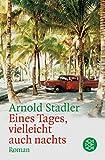 Eines Tages, vielleicht auch nachts: Roman - Arnold Stadler