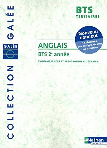 Anglais 2e année BTS Tertiaires par Anne Bellenger