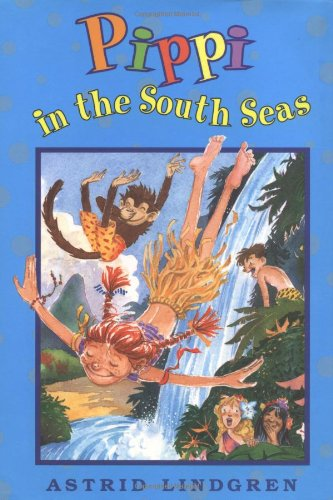 Pippi in the South Seas (Pippi Longstocking) por Astrid Lindgren