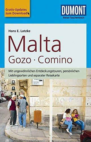 DuMont Reise-Taschenbuch Reiseführer Malta, Gozo, Comino: mit Online-Updates als Gratis-Download