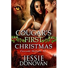 Cougar's First Christmas (Cascade Shifters Book 2) (English Edition)