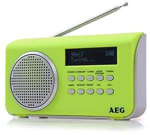 AEG DAB 4130 Radioregistratore