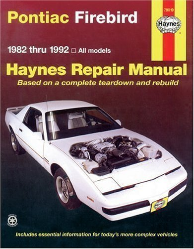 pontiac-firebird-1982-thru-1992-haynes-repair-manual-by-haynes-john-published-by-haynes-manuals-inc-