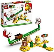 LEGO 71365 Super Mario Piranha Plant Power Slide Expansion Set Buildable Game