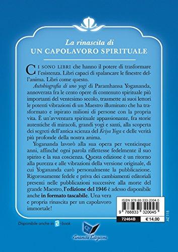 Zoom IMG-1 autobiografia di uno yogi