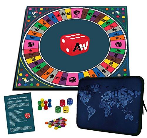 ttspiel für Kinder u. Erwachsene ab 7 Jahre | Familienspiel für 2 - 4 Personen mit App Unterstützung | lustiges Party Spiel | Gesellschaftsspiel | Unterhaltungsspiel | Gemeinschaftsspiel ()