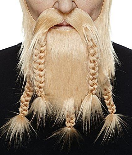 Blonder Wikinger- oder Zwergen (Zwerg Männer Für Kostüme)