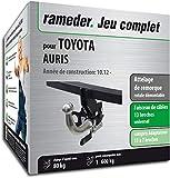 Rameder Attelage rotule démontable pour Toyota AURIS + Faisceau 13 Broches...