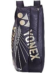 Yonex 6R Pro Series Racketbag Badminton Squash Tennis black