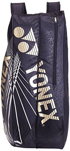 Yonex Schlägertasche Pro Racket Thermobag 6er, schwarz, 78 x 28 x 34 cm, 74 Liter, H96266-21