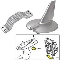Tecnoseal ánodo Tecnoseal Kit Yamaha 200-250HP aluminio Polybag