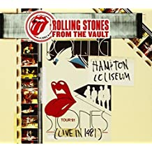 From The Vault - Hampton Coliseum (Live In 1981) [2 CD/DVD Combo] by Rolling Stones (2014-05-04)