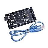 Elegoo - MEGA 2560 R3 ATmega2560 Kompatibel Arduino Genuino MEGA 2560