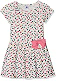 Petit Bateau Robe Fille, Multicolore (Marshmallow/Baby L One/Multico), 3 Ans (Taille Fabricant: 3A 3 ANS)