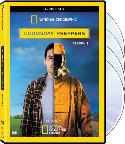 Doomsday Preppers: Season 2 (4pc) / (Ws) [DVD] [Region 1] [NTSC] [US Import] (Doomsday Preppers-dvd)