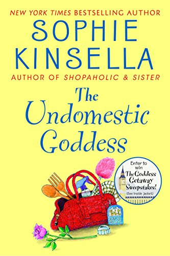 Book cover for The Undomestic Goddess