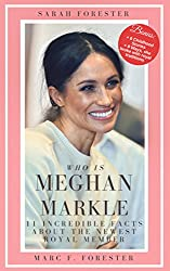 Who is Meghan Markle: 11 incredible facts about the newest royal member (English Edition)