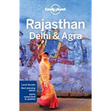 LONELY PLANET RAJASTHAN DELHI (Travel Guide)