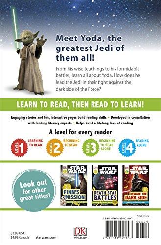 DK Readers L3: Star Wars: The Legendary Yoda: Discover the Secret of Yoda's Life! (Dk Readers, Level 3: Star Wars)