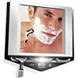 Z700SS Zadro LED Fog-Free Shower Mirror with LCD Clock