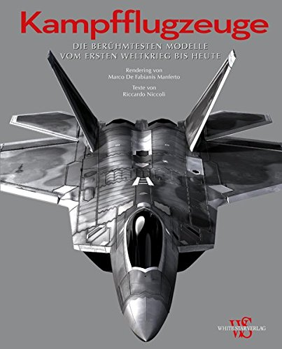 Kampfflugzeuge: Die berühmtesten Modelle der Geschichte par Riccardo Niccoli