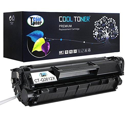 Cool Toner XL JUMBO kompatibel toner fuer Q2612A FX10 kompatibel toner fuer...