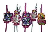 Unbekannt 8 tlg. Set  Filly Pferd - Einhörner  Trinkhalm Geburtstag Kindergeburtstag Geburtstagsdeko - Partygeschirr Kindergeburtstag