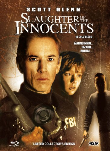 Slaughter of the Innocents - In Cold Blood - Uncut [Blu-ray + DVD] Mediabook limitiert auf 1000 Stück [Limited Collector's Edition] [Limited Edition]