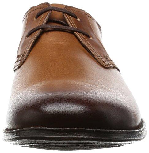 Clarks Hawkley Walk, Derby homme Marron (Tan Leather)