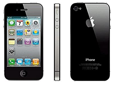 Apple iPhone 4 Smartphone (8,9 cm / 3,5 Zoll Touchscreen Display, 5 Megapixel Kamera, UMTS)