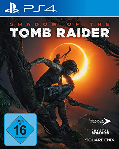 Shadow of the Tomb Raider - [PlayStation 4] (Ps3 Dead Walking Two Season)