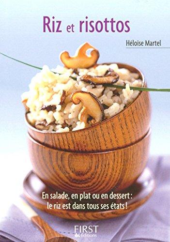 Riz et risottos par Héloïse Martel