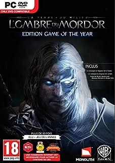 La Terre du Milieu : l'ombre du Mordor - édition jeu de l'année (B00W0C1JQU) | Amazon price tracker / tracking, Amazon price history charts, Amazon price watches, Amazon price drop alerts