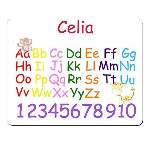 celia-personnalisee-pour-enfant-alphabet-et-chiffres-educatif-premium-tapis-de-souris-5-mm-depaisseu