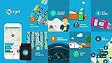 ryd | OBD2 Stecker & App | inkl. SIM-Karte & Fahrtenbuch | Auto-Upgrade zum Smart-Car für ryd | OBD2 Stecker & App | inkl. SIM-Karte & Fahrtenbuch | Auto-Upgrade zum Smart-Car