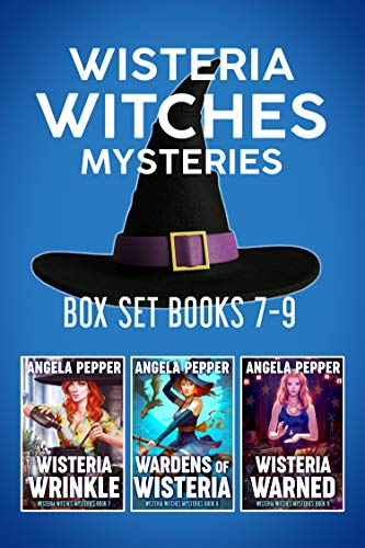 Wisteria Witches Box Set Books 7-9 (English Edition) eBook: Angela ...