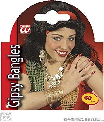 NEU Armbänder Zigeuner, 40er (Kostüme Accessoires Zigeuner)