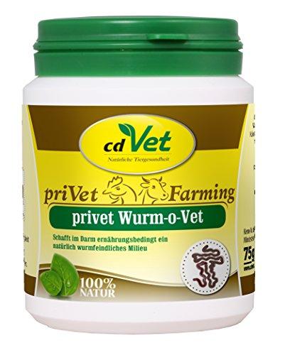 cdVet Naturprodukte priVet Wurm-o-Vet 75g